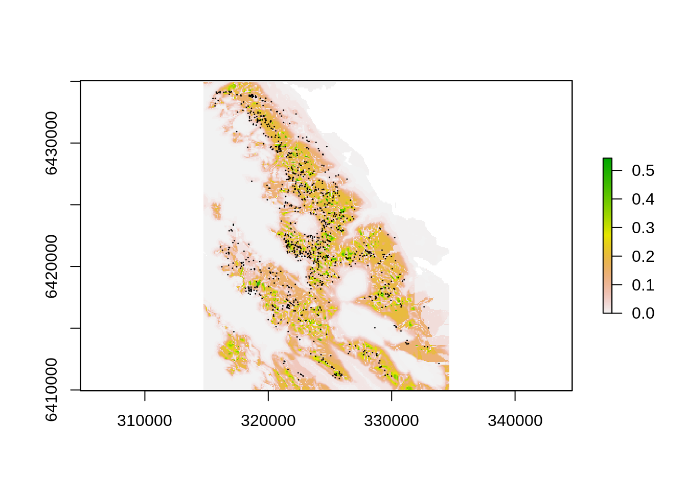 Handling Spatial Data in R - #2  A practical example